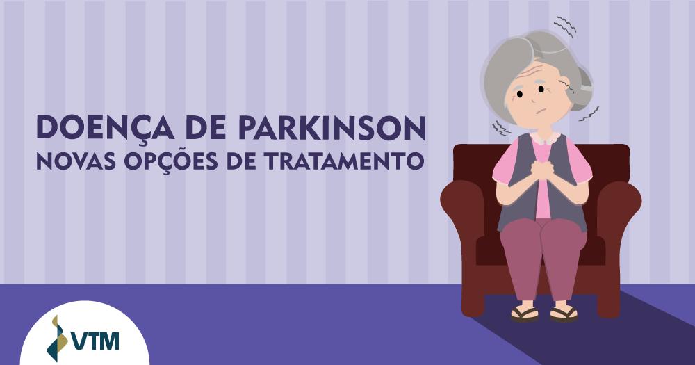Entenda como a estimulação magnética ajuda no tratamento do Mal de Parkinson