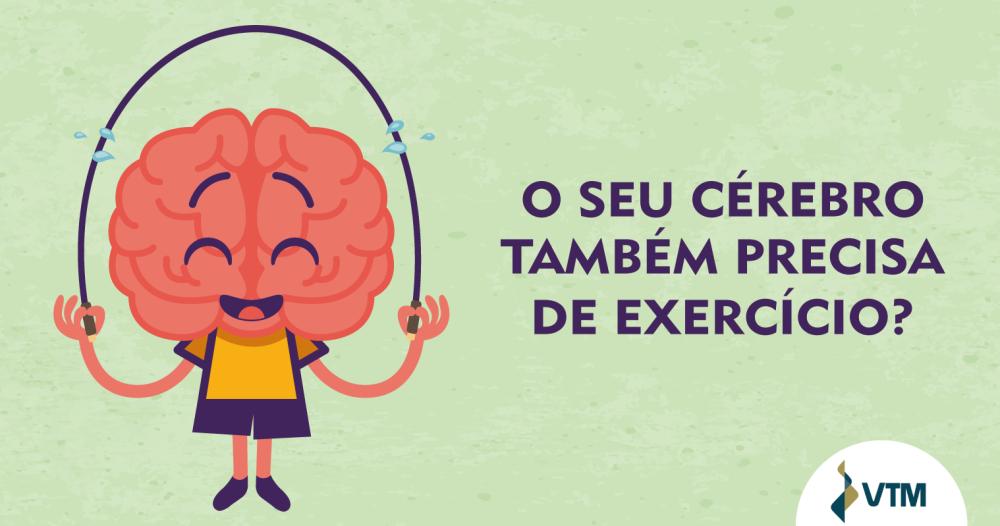 Neuróbica: o seu cérebro também precisa de exercício!