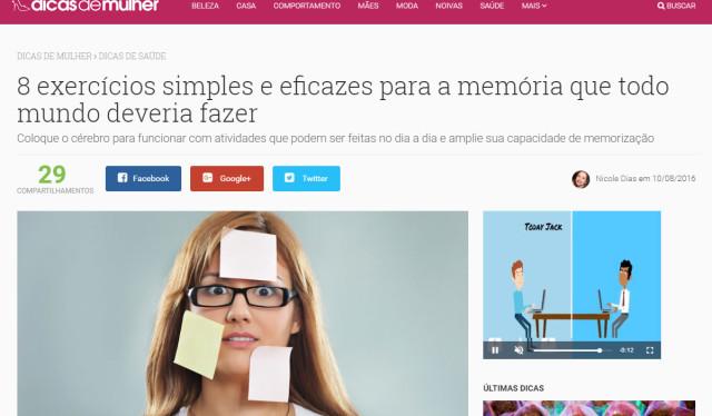 Portal Dicas de Mulher_Saúde_10.08.2016