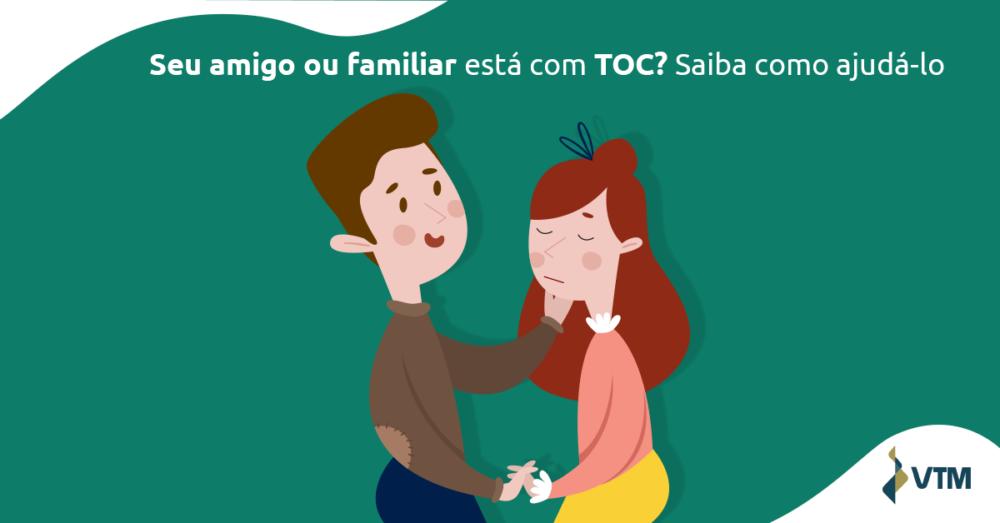 ajudar alguém com TOC