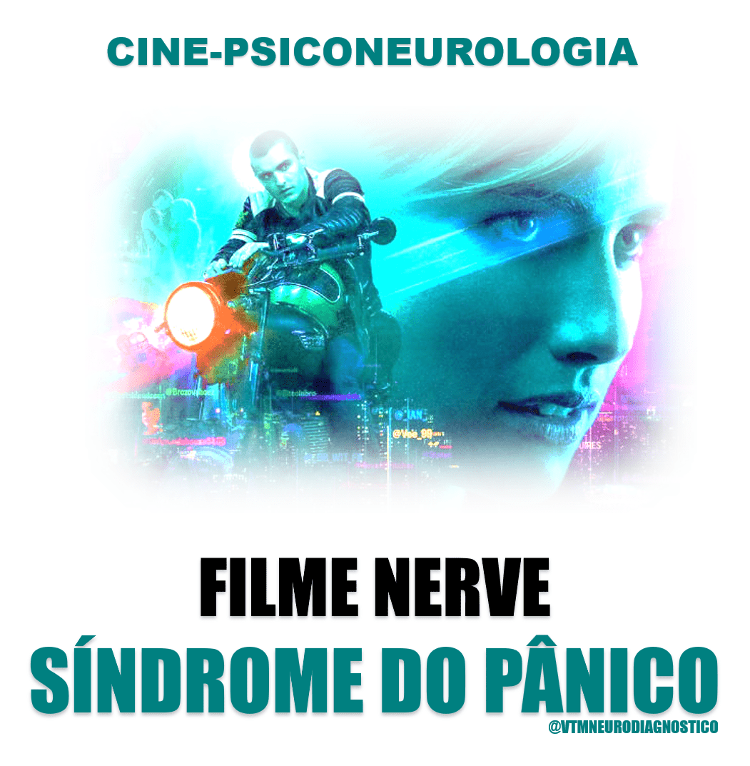 Síndrome do Pânico no filme Nerve