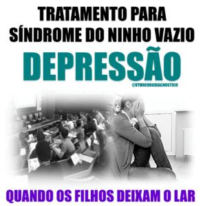 Tratamento para Síndrome do Ninho Vazio: Depressão