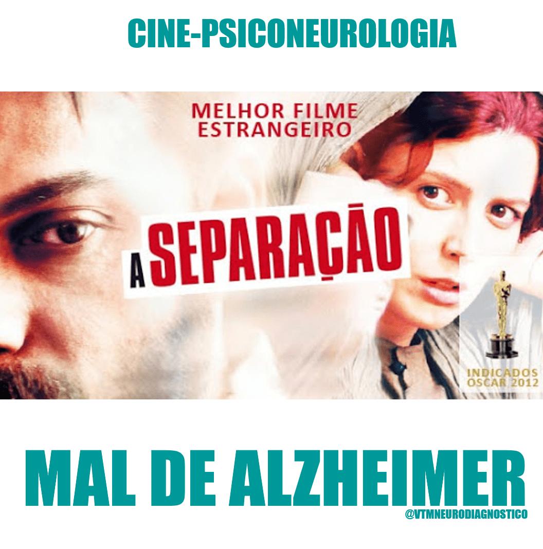 """""""A separação""""  e a doença de Alzheimer"""
