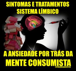 O cérebro compulsivo por compras e o gravamento com a ansiedade!