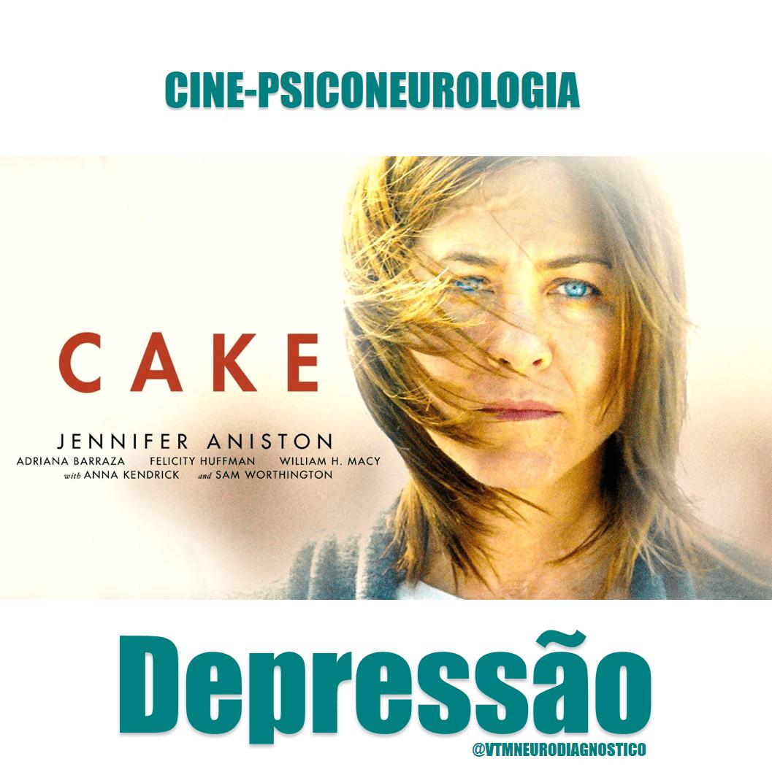 """Depressão no filme """"Cake: uma razão para viver"""""""