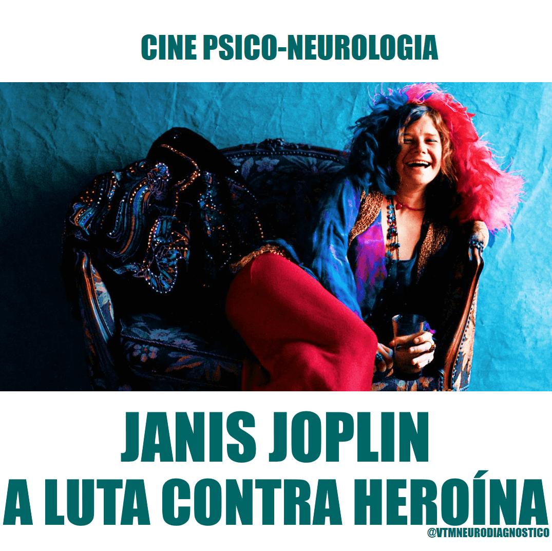 Janis Joplin e a Luta Contra Dependência por Heroína